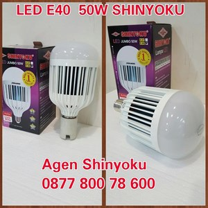 LED E40 50W Shinyoku