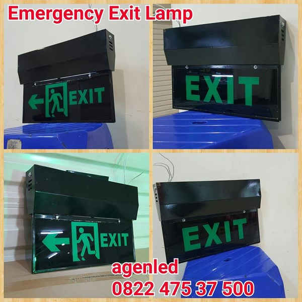 EXIT lamp T5
