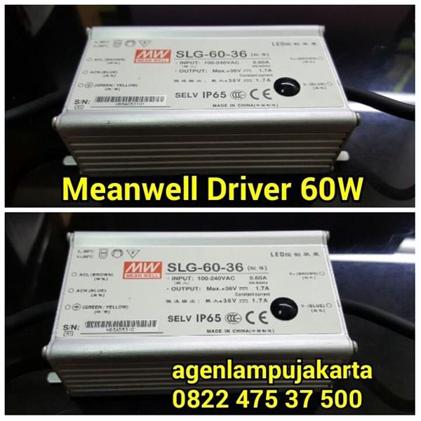 Travo LED 50W Meanwell