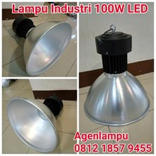 LED Industry lights a big 100W