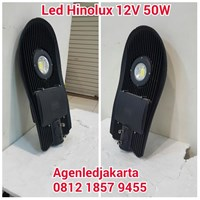 Street light LED 50W IP 65 Hinolux