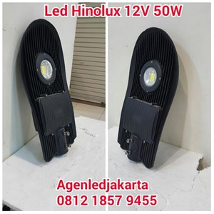 Lampu Jalan LED 50W IP 65 Hinolux
