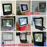Lampu LED 50W Aneka Model 1