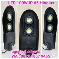 Lampu Jalan LED 100W 2 Mata
