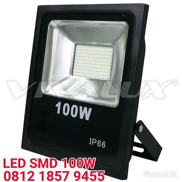 Jual Lampu LED 100W SMD Harga Murah Jakarta Oleh Toko