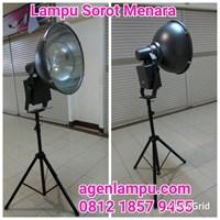 Lampu Sorot 1000W +Tripod Stand