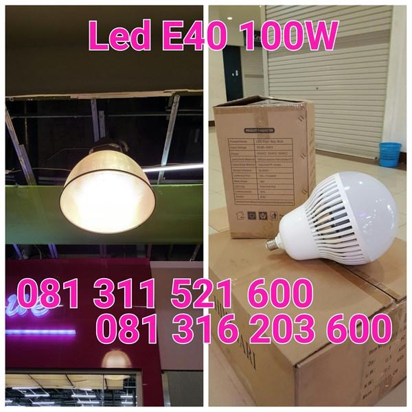 Bulb LED E40 100W