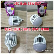 Lampu LED E27 36W