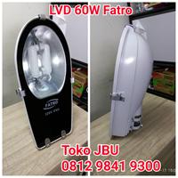 Lampu Jalan PJU LVD60W