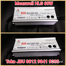 LED lamp Driver 60W Meanwell