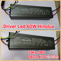 Lampu LED Driver 60W HLX