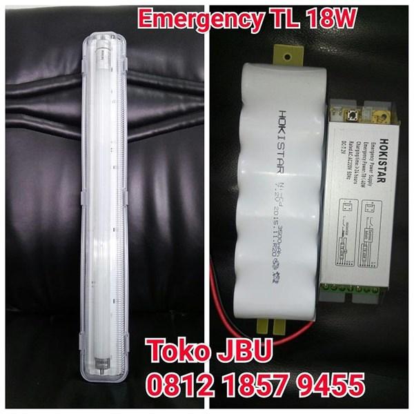 Lampu TL Emergency 18W