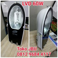 PJU LVD street light 60W IP 65