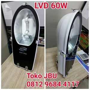 Lampu Jalan PJU LVD 60W IP 65