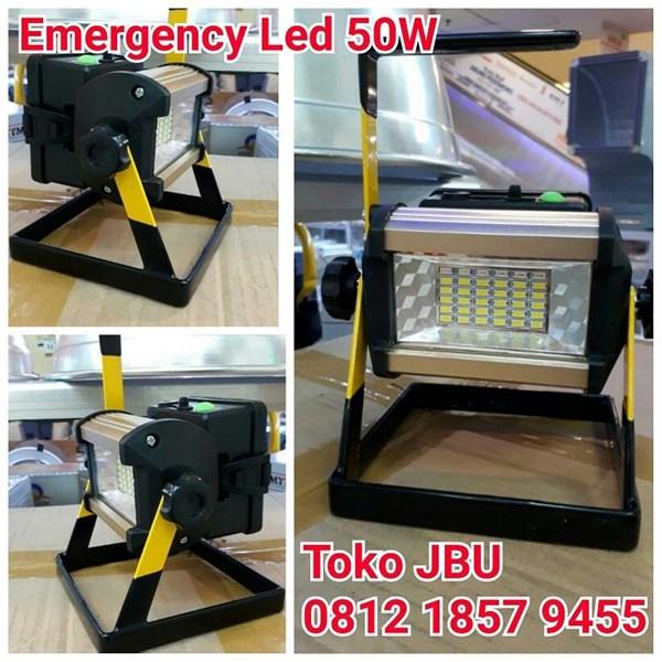 Lampu LED 50W Charge