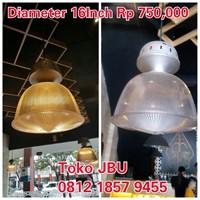 Lampu Industri  Acrilic 16Inch