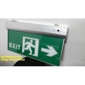 Lampu Exit  LED Model Gantung