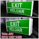 Lampu TL Exit Box 10W 1