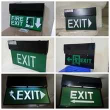 Lampu TL Emergency EXIT