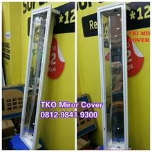 Lampu TL TKI Mirror Cover Bening