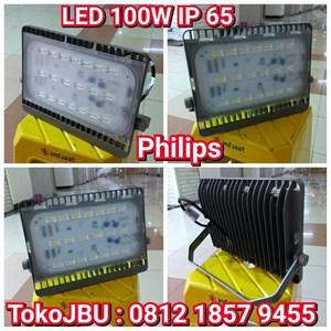 Lampu Sorot LED 100W Philips