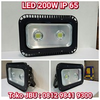 Lampu Sorot LED 200W IP 65 Hokiled 1