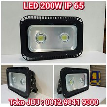 Lampu Sorot LED 200W IP 65 Hokiled