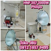 Lampu Sorot HPIT 2000W HNF 207 Philips