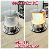 Lampu Sorot Menara Solar Cell 6 Inch