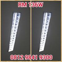 Lampu TL RMI 1 x 36W atau LED 1 x 16W