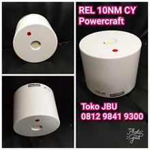 Lampu LED Emergency REL 10NM Powercraft