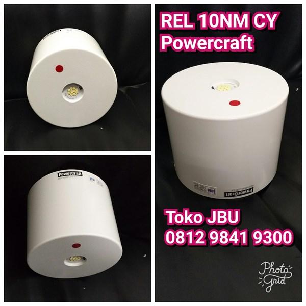 Lampu LED Emergency REL 10NM Powercraft