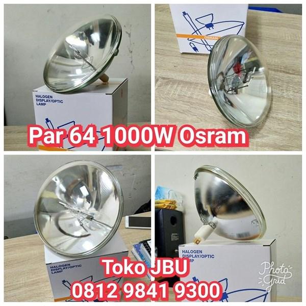 Lampu Bohlam Par 64 1000W Osram