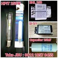 Lampu Sorot Komponen HPIT 250W 1