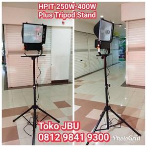 Lampu Sorot 400W Plus Tripod Stand