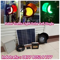 Lampu LED WL Single Solar Cell