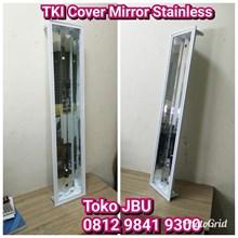 Lampu Plafon TKI Miror Cover Acrilic Bening