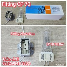 Lampu Halogen CP 70 Plus Fitting