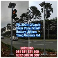 Lampu LED WL Solar Cell Lithium