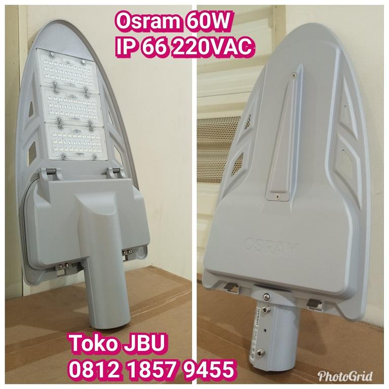 Sell Lampu Jalan PJU LED 60W Osram IP 66 From Indonesia By