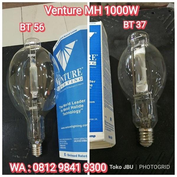 Lampu Bohlam Metal Halide BT37 dan BT 56