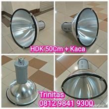 Lampu Industri 50cm PLus Kaca