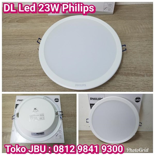 Lampu LED DL23W Philips