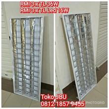 Lampu TL RMI 3 x TL LED 16W