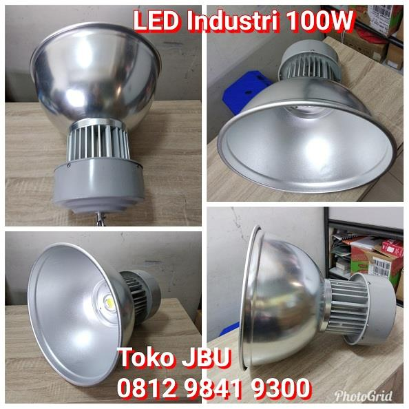 Jual Lampu Industri LED 100W Hokistar Harga Murah Jakarta