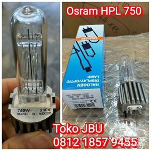 Lampu Bohlam Halogen HPL 750 Osram
