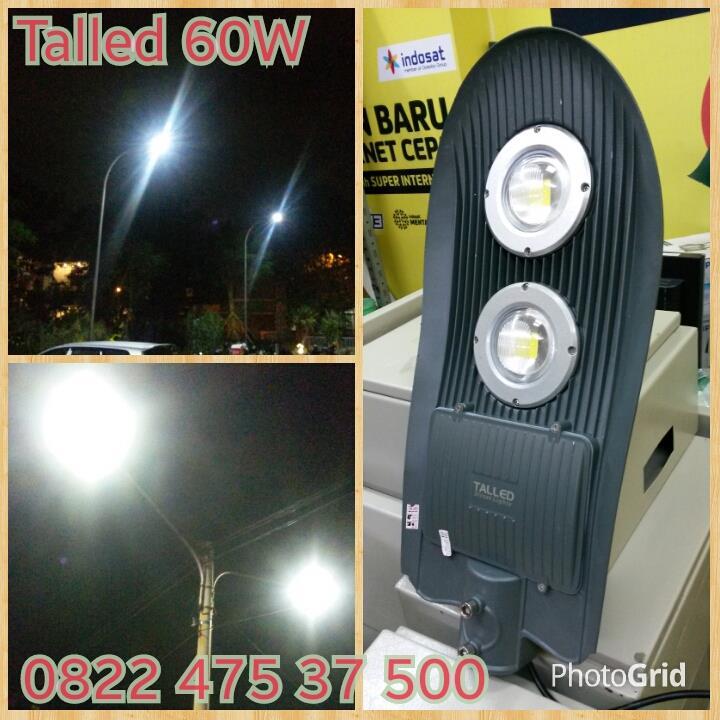 Jual Lampu Jalan Led Talled 60W Korea Harga Murah Jakarta