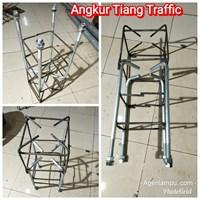 Aksesoris Lampu Jalan Angkur Tiang PJU