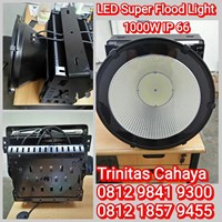 Lampu Sorot LED / Flood Light  1000W IP 66