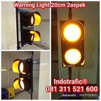 Lampu Flashing LED 20cm